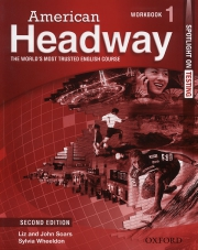 American Headway 1 Workbook - Second Edition
