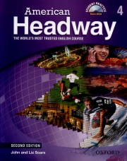 American Headway 4 Student's Book - Second Edition