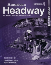 American Headway 4 Workbook - Second Edition