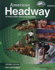 American Headway Starter Student's Book - Second Edition