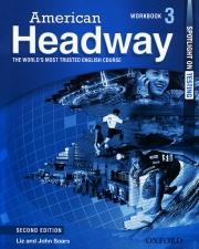 American Headway 3 Workbook - Second Edition
