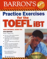 Barron's Practice Exercises for the TOEFL iBT - 6th edition