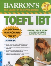 Barron's TOEFL iBT - 13th Edition