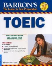 Barron's TOEIC Test - 5th edition