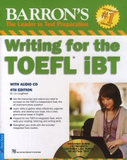 Barron's Writing for the TOEFL iBT - 4th edition