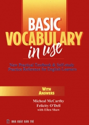Basic Vocabulary in use - Micheal McCarthy, Felicity O'Dell with Ellen Shaw