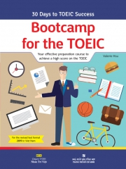 Bootcamp for the TOEIC (kèm CD)