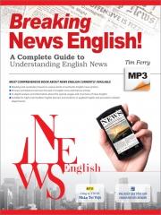 Breaking News English (kèm CD)