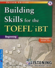 Building Skills for the TOEFL iBT Listening 2nd edition (kèm CD)
