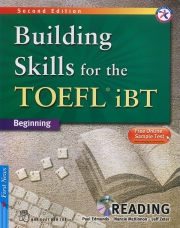 Building Skills for the TOEFL iBT Reading 2nd edition (kèm CD)