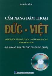 Cẩm nang đàm thoại Đức - Việt - Nguyễn Bách (kèm CD)