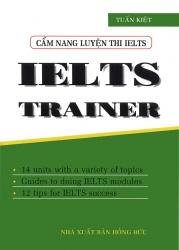 Cẩm nang luyện thi IELTS Trainer (kèm CD)