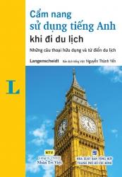 Cẩm nang sử dụng tiếng Anh khi đi du lịch - Langenscheidt