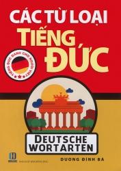 Các từ loại tiếng Đức  - Deutsche Wortarten