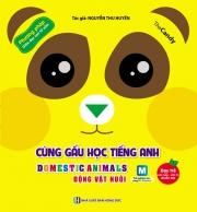 Cùng gấu học tiếng Anh - Domestic animals - Động vật nuôi