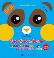 Cùng gấu học tiếng Anh - Wild animals - Động vật hoang dã