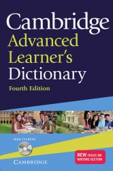 Cambridge Advanced Learner's Dictionary - 4th edition (kèm CD)