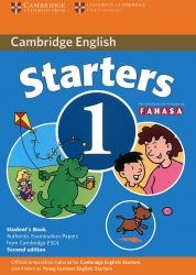 Cambridge English - Starters 1