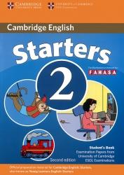 Cambridge English - Starters 2