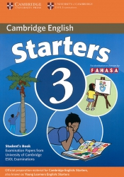 Cambridge English - Starters 3