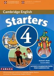Cambridge English - Starters 4