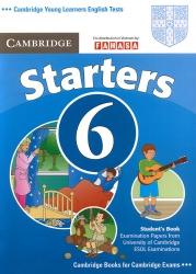 Cambridge English - Starters 6