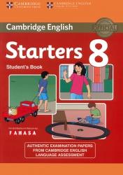 Cambridge English - Starters 8
