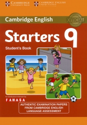 Cambridge English - Starters 9