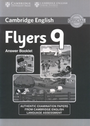 Cambridge English - Flyers 9 - Answer Booklet