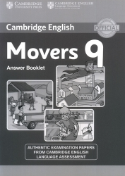 Cambridge English - Movers 9 - Answer Booklet