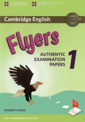 Cambridge English - Flyers 1 (For revised exam from 2018)
