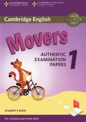Cambridge English - Movers 1 (For revised exam from 2018)