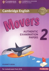 Cambridge English - Movers 2 (For revised exam from 2018)