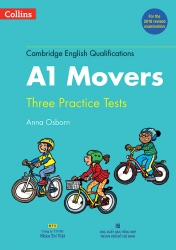Cambridge English Qualifications – A1 Movers (For the 2018 revised examination) (kèm CD)