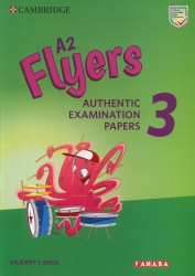 Cambridge English - Flyers 3 (For revised exam from 2018)