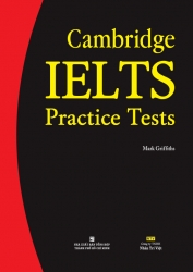 Cambridge IELTS Practice tests (kèm CD)