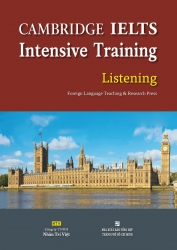 Cambridge IELTS Intensive Training Listening (kèm CD)
