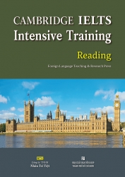 Cambridge IELTS Intensive Training Reading (kèm CD)