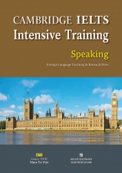 Cambridge IELTS Intensive Training Speaking (kèm CD)