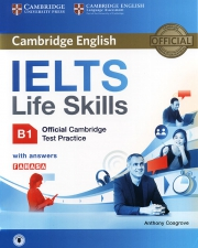 Cambridge IELTS Life Skills B1