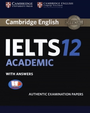 Cambridge IELTS 12 - Academic