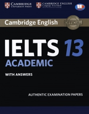 Cambridge IELTS 13 - Academic