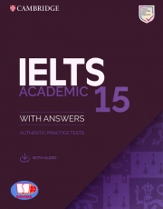 Cambridge IELTS 15 - Academic (nghe qua QR)