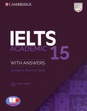 Cambridge IELTS 15 - Academic (nghe qua QR)
