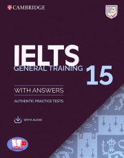 Cambridge IELTS 15 - General Training (nghe qua QR)