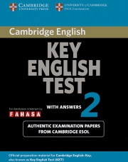 Cambridge Key English Test (KET) 2