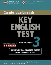 Cambridge Key English Test (KET) 3