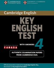 Cambridge Key English Test (KET) 4