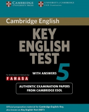 Cambridge Key English Test (KET) 5