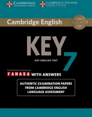 Cambridge Key English Test (KET) 7